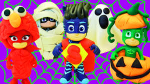 pj masks play doh halloween costumes dress u0026 makeovers catboy