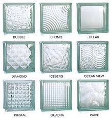 Decorative Glass Block Lights Glass Block Glass Block Bathroom Windows In St Louis Doors