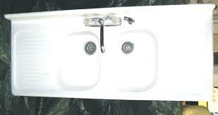 cast iron trough sink cast iron trough sink cast iron kitchen sinks large size of sink