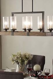 Dining Room Lighting Fixtures Ideas Illuminate Your Home With The Rustic Charm Of The Vineyard 6 Light