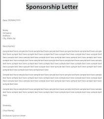 format proposal sponsorship pdf sponsorship proposal letter sle event sponsorship proposal
