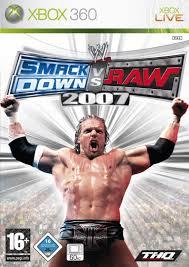 smack down vs raw 2007 u2013 xbox 360 game cryptomarket