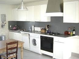 cuisine gris foncé cuisine sol gris clair faillance cuisine moderne besancon salle