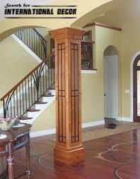 interior pillars decorative pillars for interior