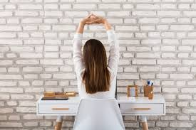 Computer And Desk Stretches 5 Desk Stretches For People Who Sit All Day The College Juice