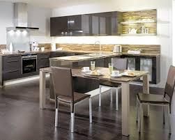 ilot central cuisine table ilot centrale table dcoration ilot cuisine diy avignon avec