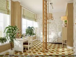 childs neutral bedroom scheme interior design ideas