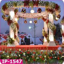 decoration flowers mandap decoration in ahmedabad sarangpur nilkanth handicraft
