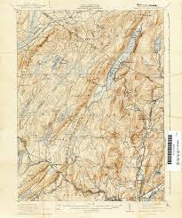 Topographic Map Usa by