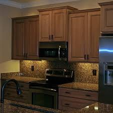 kitchen cabinet lighting brackets 12 led cabinet light bar kit white