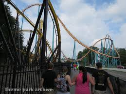 Goliath Six Flags Goliath At Six Flags Over Georgia Theme Park Archive