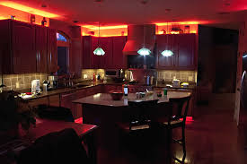 Led Strip Lights Kitchen by Rgb Led Strip Light Kit 12v Led Tape Light 122 Lumens Ft