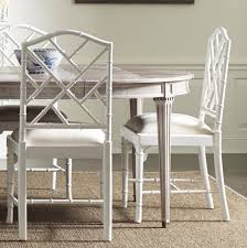 Charlotte Chinese Chippendale Dining Chairs - Chippendale dining room furniture