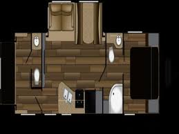 Shadow Cruiser Floor Plans 2018 Cruiser Rv Shadow Cruiser 289rbs Travel Trailer For Sale In
