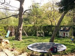 Best Backyard Trampoline by Backyard Landscaping Santa Barbara Ca Photo Gallery