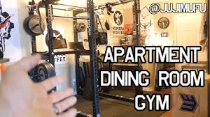 Apartment Dining Room Jujimufu Apartment Dining Room Gym Youtube