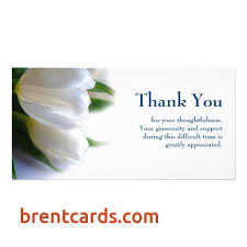 thank you for sympathy card thank you sympathy cards free free card design ideas