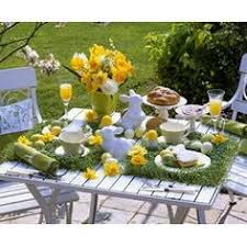Easter Breakfast Table Decorations by Easter Breakfast Table Decorations Designed And Hand Crafted By