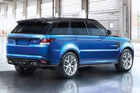 jeep range rover 2016 2016 land rover range rover sport svr pricing for sale edmunds