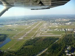 Map Of Daytona Beach Daytona Beach International Airport Wikipedia