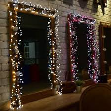 400 led outdoor christmas lights 400 led cluster christmas string fairy lights twin color outdoor