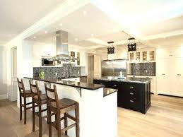black kitchen islands black kitchen island with breakfast bar 4cast me