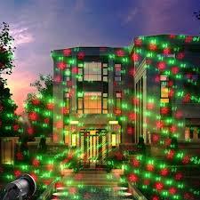 solar christmas light projector holigoo christmas laser lights projector waterproof red and green