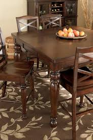 ashley furniture table and chairs top 67 splendid ashley furniture dining table set bar stools kitchen