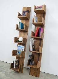 Leaning Shelves Woodworking Plans by Leaning Shelves From Deger Cengiz For Voos 1 C N C Pinterest