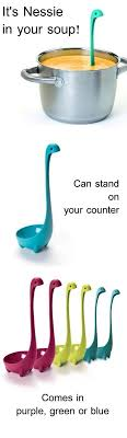 kitchen gadget gifts nessie ladle makes an awesome kitchen gadget gift gadget gifts