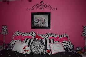 Pink And Black Bedroom Designs Black And White Pink Bedroom Ideas Www Redglobalmx Org