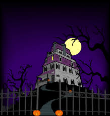 house animated haunted house clipart free halloween graphics