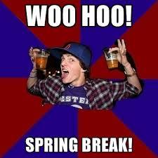 Woo Meme - woo hoo spring break create meme