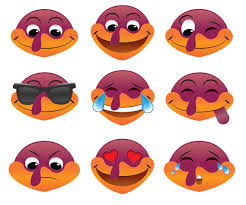 Virginia Tech Campus Map by Virginia Tech Unveils Hokie Emojis For Smartphone Users