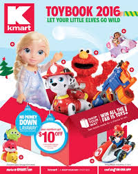 thanksgiving day sale kmart toy book ad for 2017