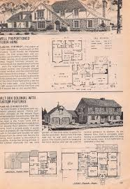 459 best vintage home plans images on pinterest vintage houses