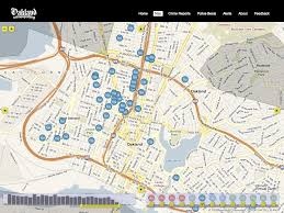 Oakland Map Posts In 2008 05 Tecznotes