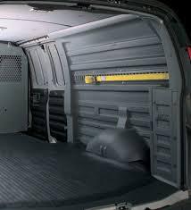 Ford Van Interior Van Interior Liners Kaminski And Sons Truck Equipment Buffalo Ny