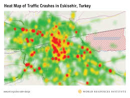 Nyc Traffic Map 7 Proven Principles For Designing A Safer City World Resources