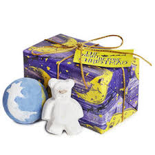 Christmas Bath Gift Set by The Night Before Christmas Gift Contains Cinders Bath Bomb