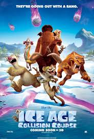ice age collision aka ice age 5 movie poster 9 16