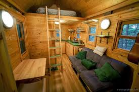 house square footage the hikari box is a light filled 263 square feet tiny house of