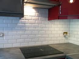 pose de faience cuisine d licieux carrelage metro salle bain 10 sur