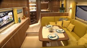 volkner 1 6 million luxury motorhome will carry you and your sports car