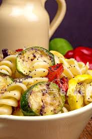 roasted veggie pasta salad the midnight baker