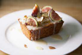 mini vanilla pound cakes decorated with figs u0026 almonds youtube
