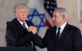 donald trump israel israeli settlers cheer as donald trump ends his trip without