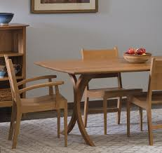 Trestle Dining Room Table by Pompanoosuc Mills
