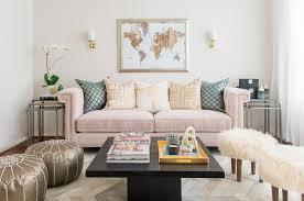 video youtube star desi perkins u0027s living room makeover