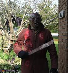 Jason Voorhees Costume Friday The 13th Jason Voorhees Costume Photo 2 2